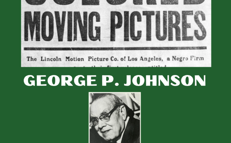 George Johnson, the First of Firsts in Black History